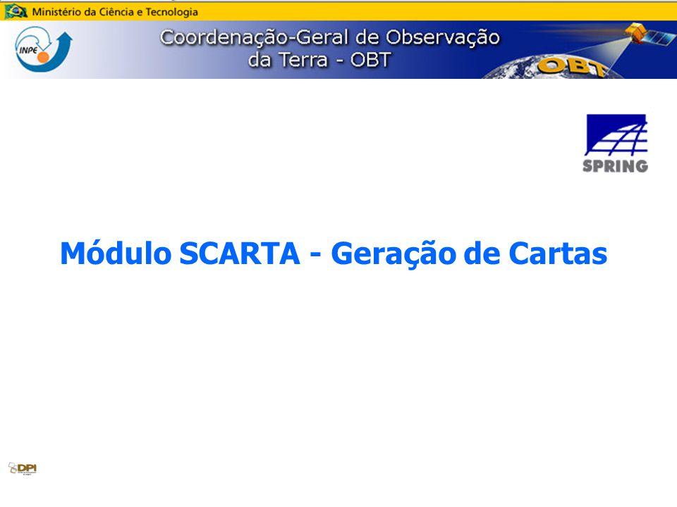Módulo SCARTA - Geração de Cartas