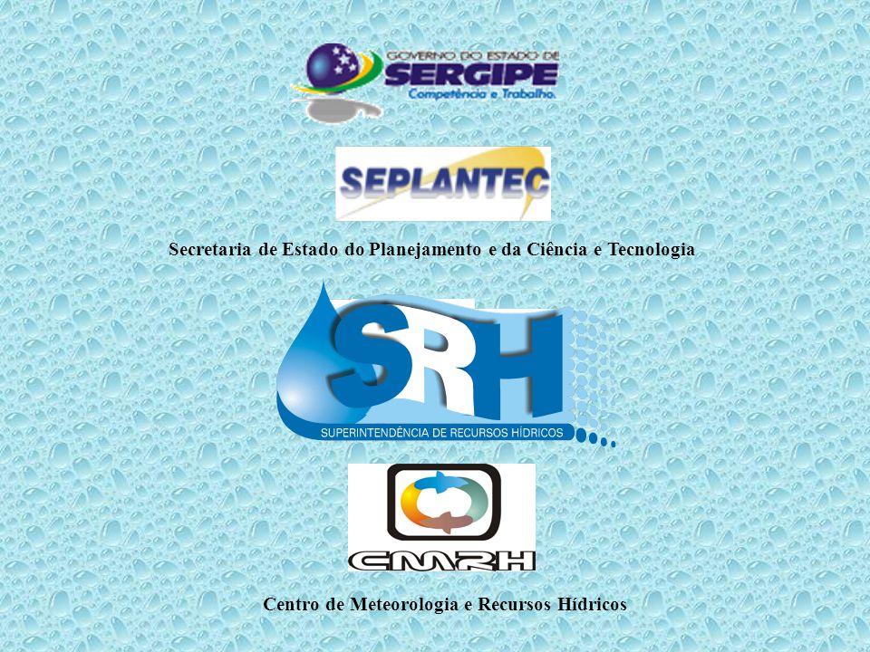 Precipitação do mês de janeiro nas zonas climáticas do semi-árido, Litoral e Agreste de Sergipe
