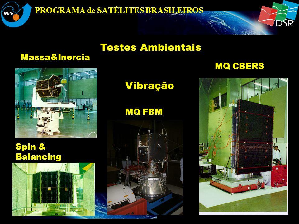20/09/2004Eco-Business Meeting PROGRAMA de SATÉLITES BRASILEIROS Massa: 115 kg Dimensões: 1 m x 1 m Potência: 80 W Estabilização: rotação Órbita: circular 750 km Inclinaçõa: 25 o ( 14 órbits por dia com 8 passagens sobre o Brasil ) SCD1 lançado em Fevereiro/93 SCD2 lançado em Outubro/98 SCD-1, SCD-2