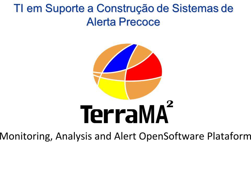 TI em Suporte a Construção de Sistemas de Alerta Precoce