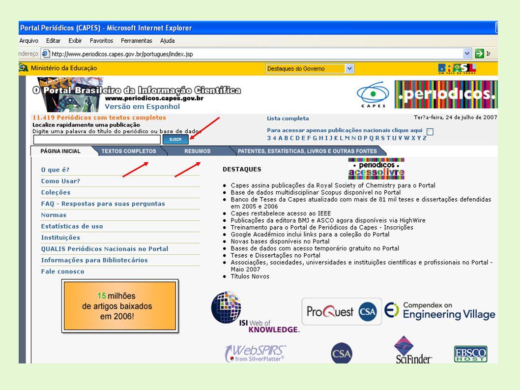 Biblioteca Digital Curso em Editoração Eletrônica por meio de Seminários Biblioteca Digital http://bibdigital.sid.inpe.br