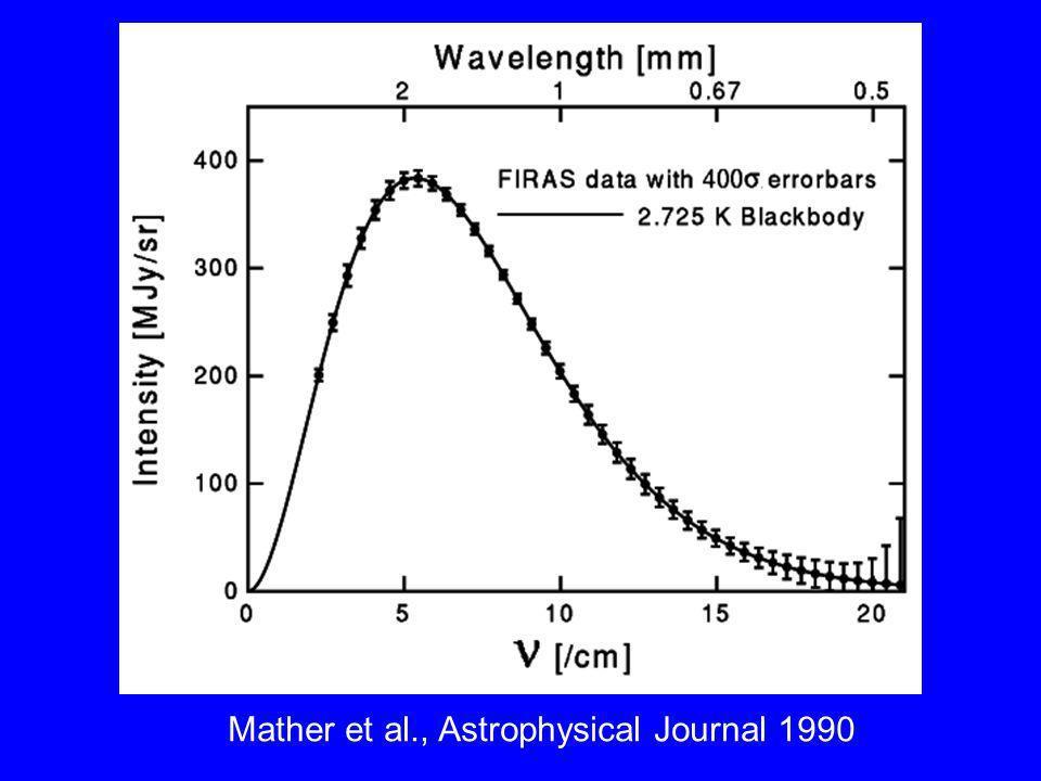 Mather et al., Astrophysical Journal 1990