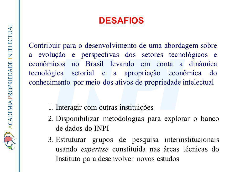 Contribuir para o desenvolvimento de uma abordagem sobre a evolução e perspectivas dos setores tecnológicos e econômicos no Brasil levando em conta a