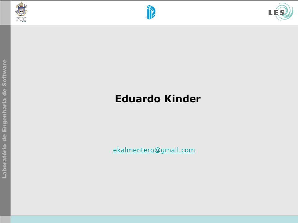Eduardo Kinder ekalmentero@gmail.com