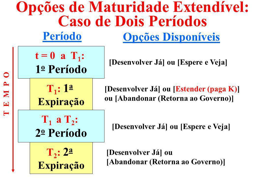 Política de Timing para o Setor Petróleo u A abertura do setor petróleo brasileiro começou em 1997, quebrando o monopólio da Petrobras. Para o E&P: l
