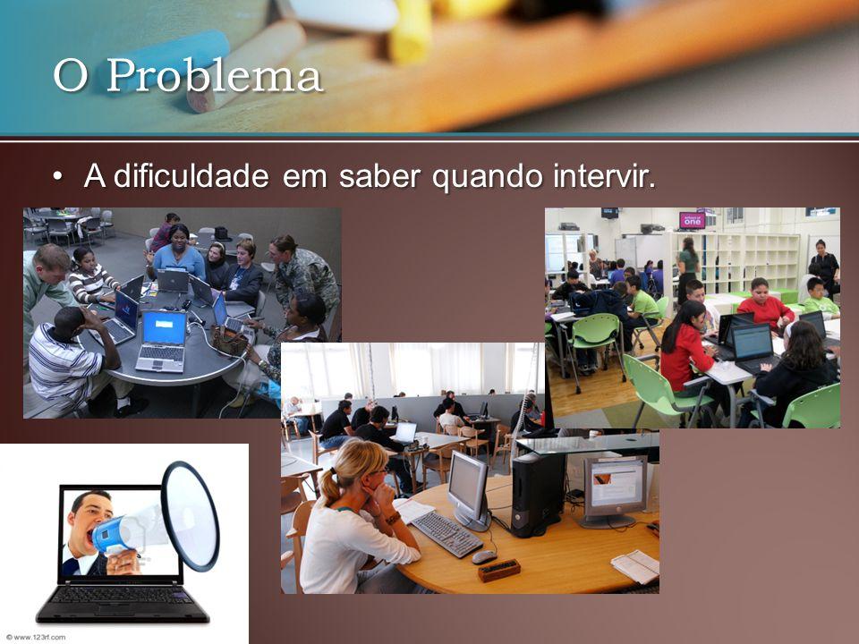 As oportunidades de intervenção na aprendizagem de programação em grupo são ampliadas com o uso de uma abordagem sistematizada de acompanhamento.
