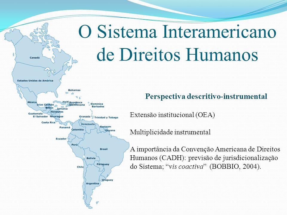 O Brasil no Sistema (2) Corte Interamericana e o Brasil.