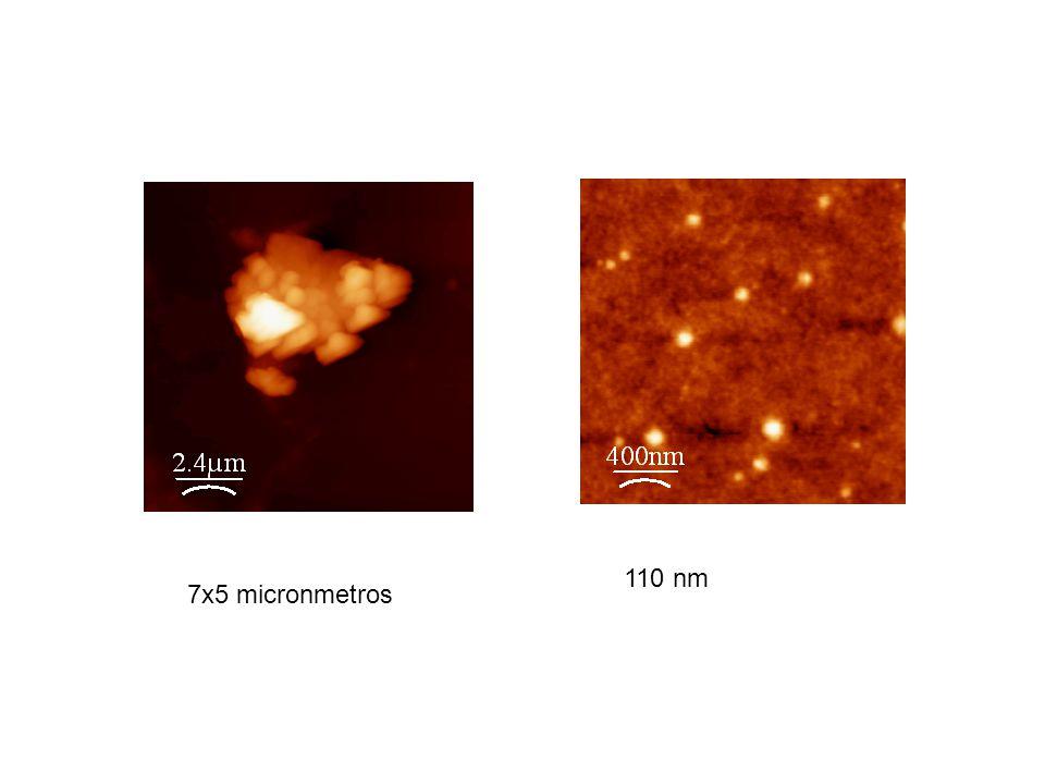110 nm 7x5 micronmetros