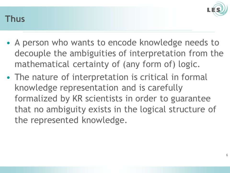 Software Engineering Lab (LES) – PUC-Rio 57 Tipos de Ontologia Vocabulários Controlados – –Lista finita de termos.
