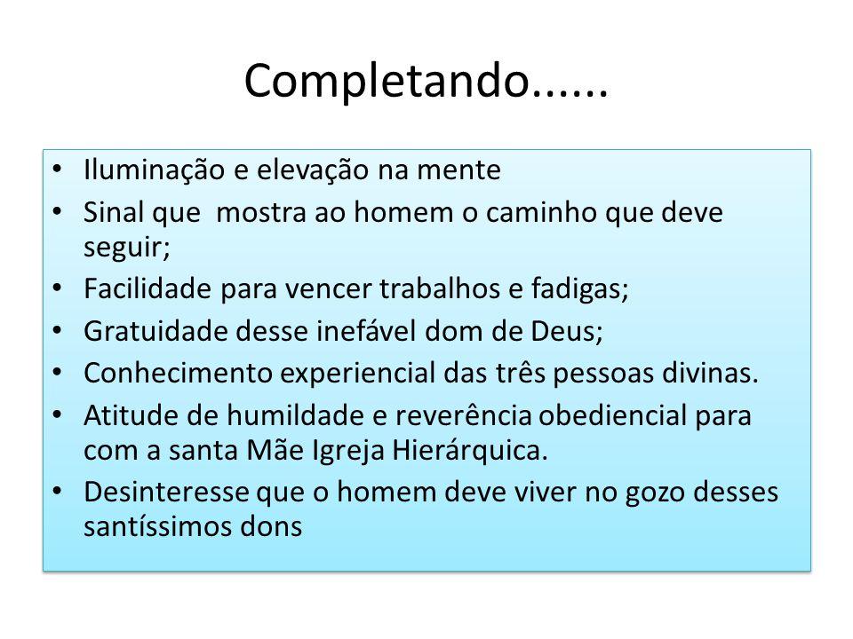 5. CONFLITIVIDADE ASSUMIDA
