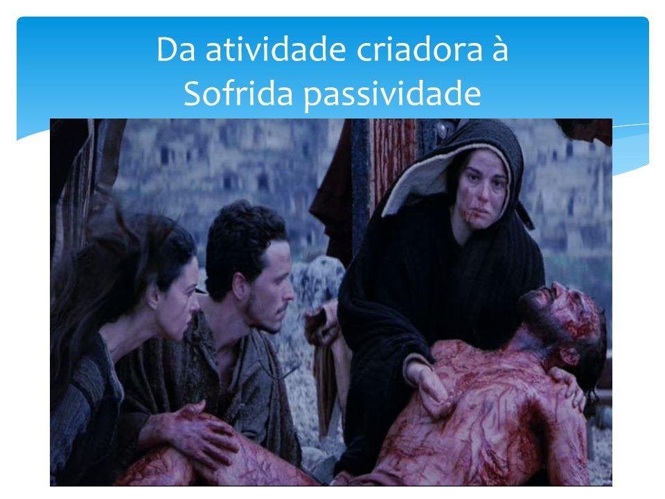 Objetivo: Dor com Cristo doloroso