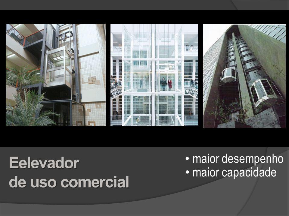 Qual deve ser a velocidade desses elevadores?
