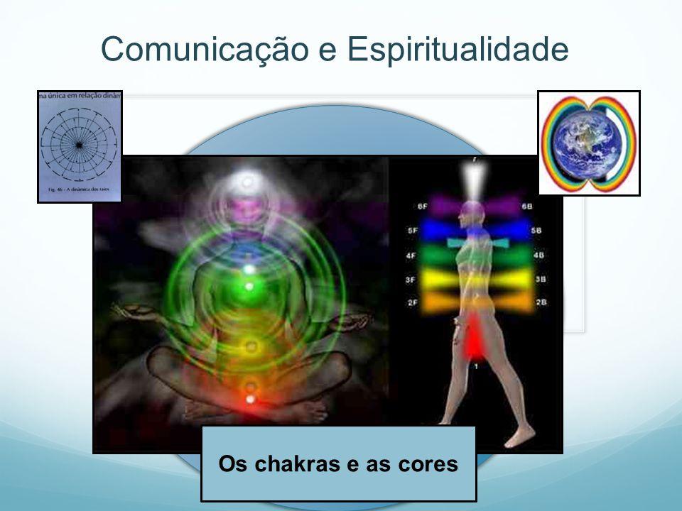 Comunicação e Espiritualidade Os chakras e os órgãos