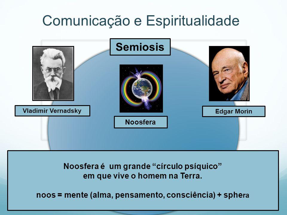 Comunicação e Espiritualidade Uno Dinâmica dos Raios