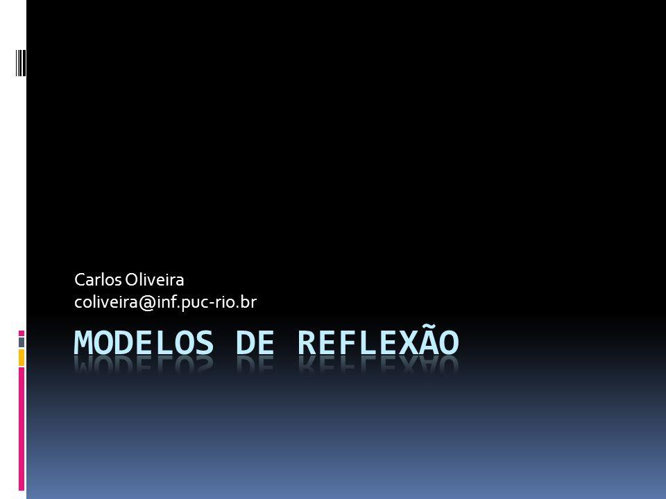Carlos Oliveira coliveira@inf.puc-rio.br
