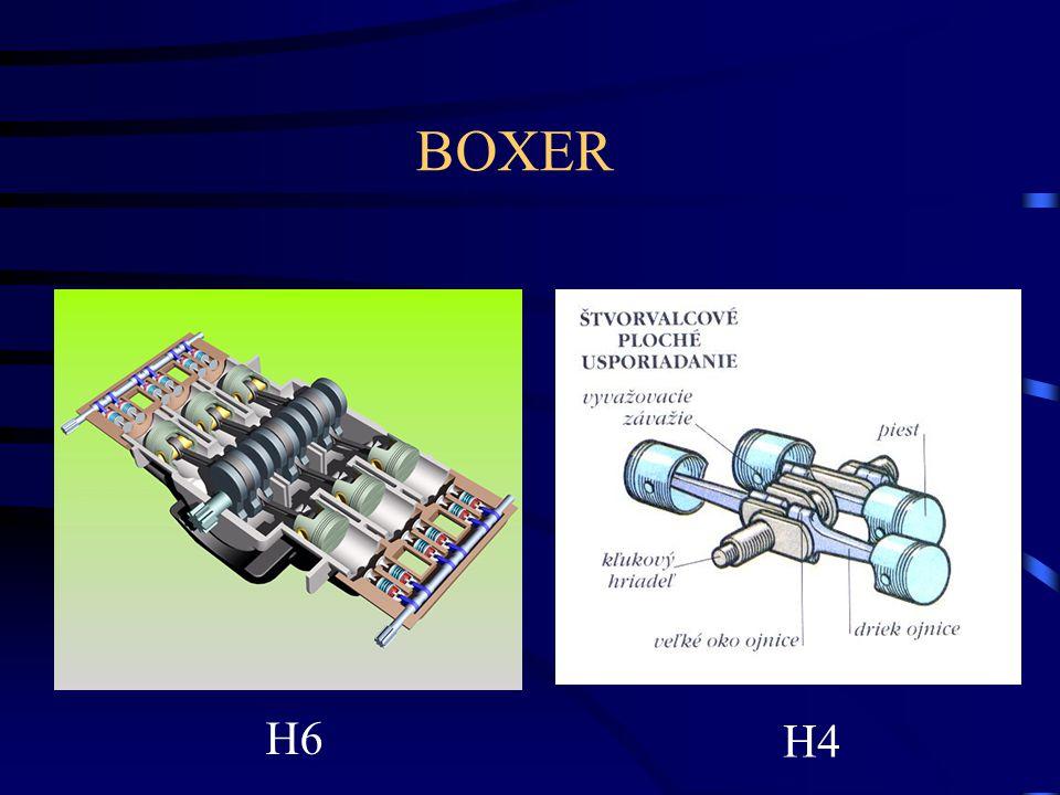 BOXER H6 H4