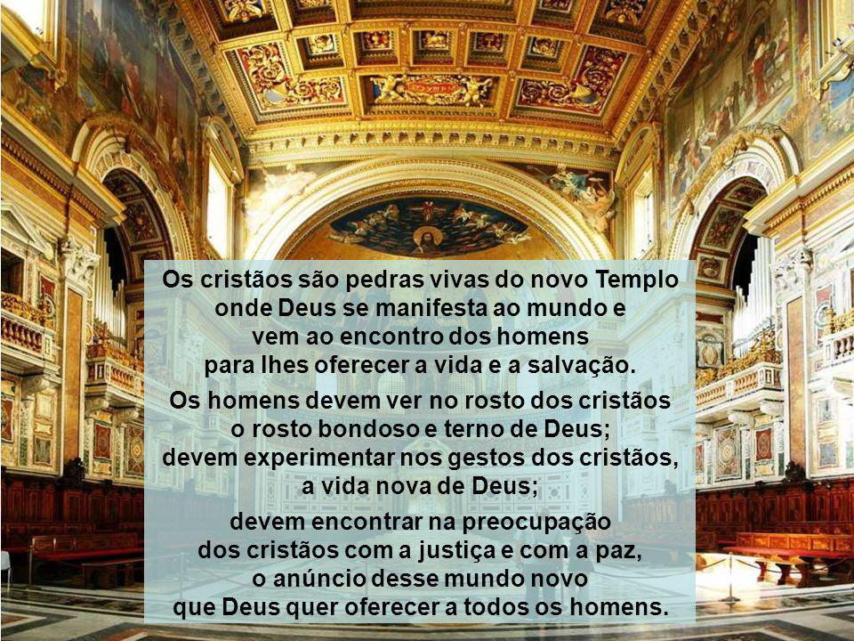 Como encontrar Deus e chegar até Ele? O Evangelho responde: é olhando para Jesus. Nas palavras e nos gestos de Jesus, Deus Se revela aos homens, manif