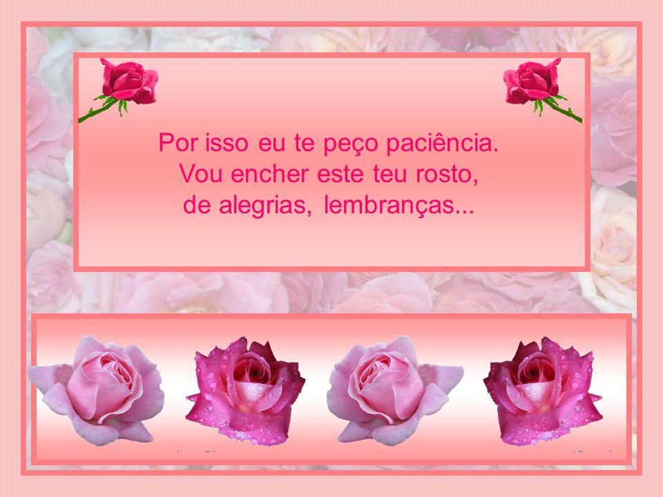 Nem ausente nem presente por demais... Simplesmente, calmamente, ser-te paz. É bonito ser amigo, mas confesso: É tão difícil aprender...