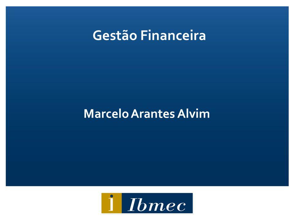 Marcelo Arantes Alvim Gestão Financeira