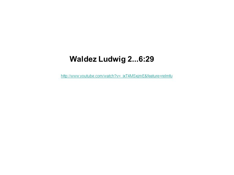 http://www.youtube.com/watch?v=_ixT4MSxjmE&feature=relmfu Waldez Ludwig 2...6:29