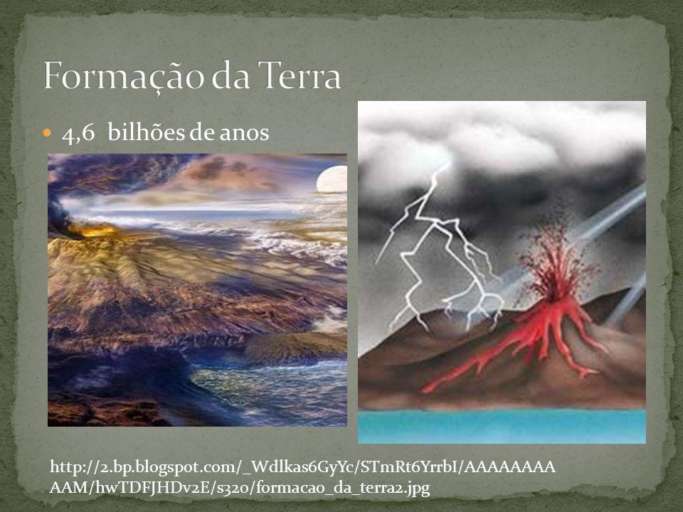 5 E 4,5 BILHÕES DE ANOS - PLANETAS, ASTERÓIDES E COMETAS (SISTEMA SOLAR) CONDENSAÇÃO DE RESTOS DA NEBULOSA QUE FORMOU O SOL