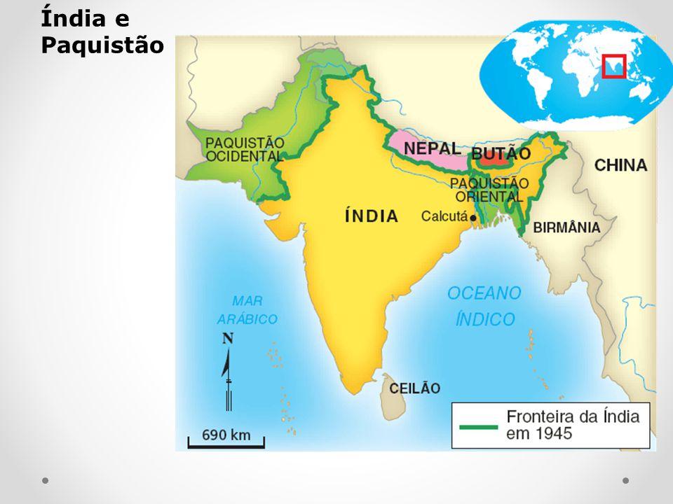 Índia e Paquistão