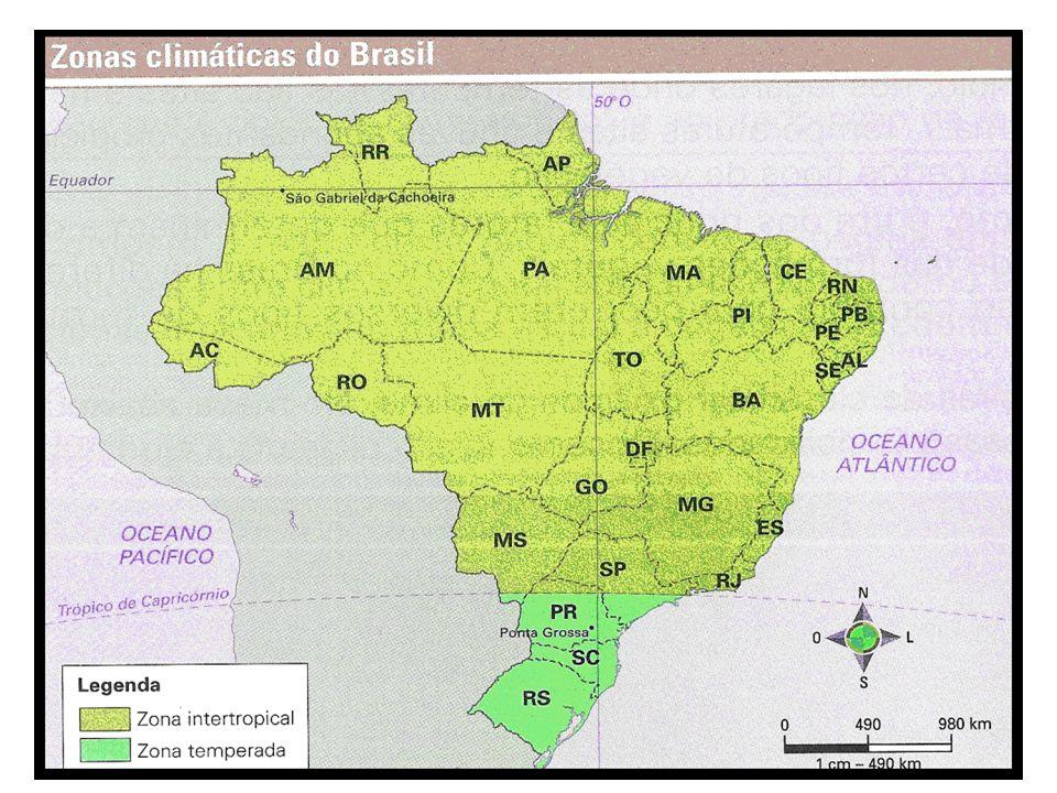 Classificações climáticas São usadas para identificar e caracterizar os tipos de clima e para agrupá-los por semelhanças.