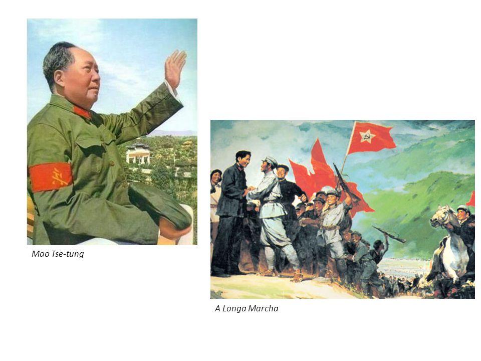 Mao Tse-tung A Longa Marcha