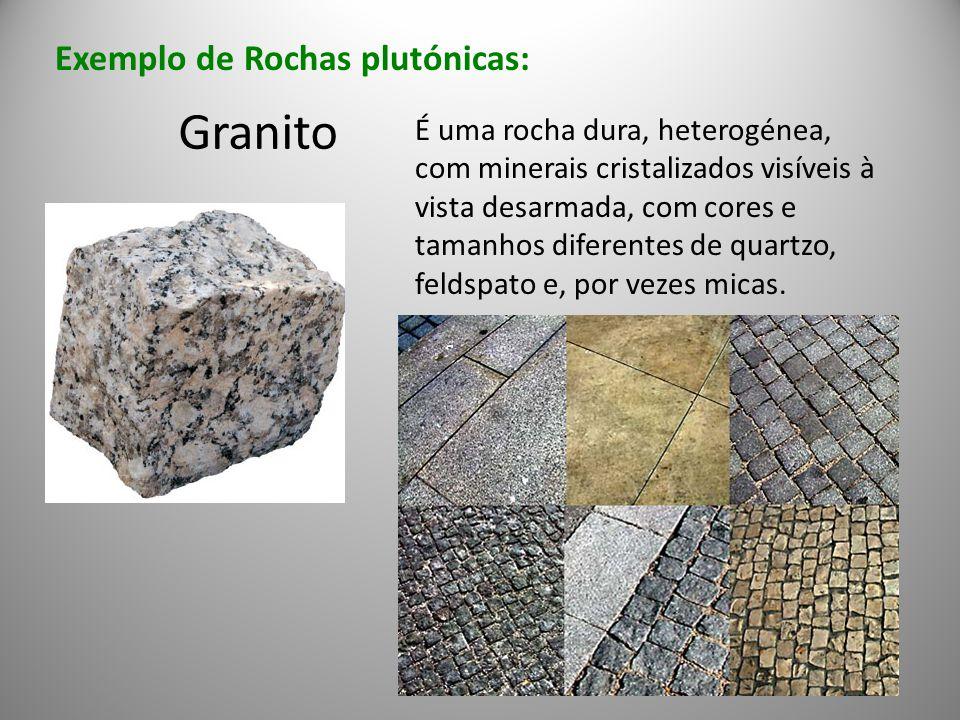 Rochas Sedimentares – formadas por deposição de materiais em ambientes continentais ou marinhos; A água e o vento são os principais agentes de transporte de sedimentos.