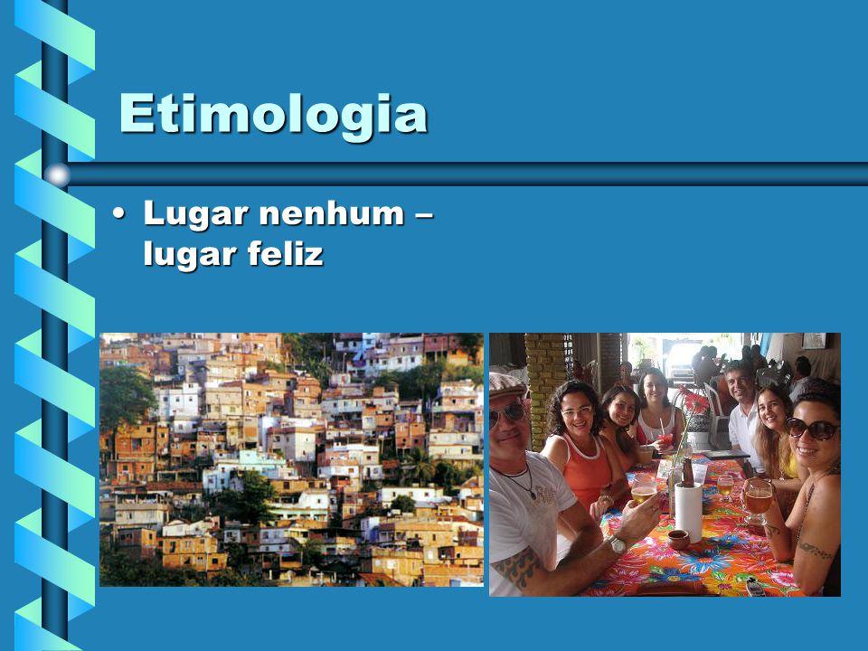 Etimologia Lugar nenhum – lugar felizLugar nenhum – lugar feliz