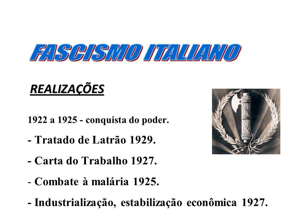 Ascensão Golpe frustrado em 1923 (Putsch) Minha Luta Após 1929 = crescimento político 1933 = Chanceler 1934 - Hindenburg = Chanceler + Presidente.