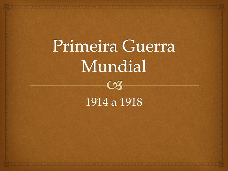 1914 a 1918