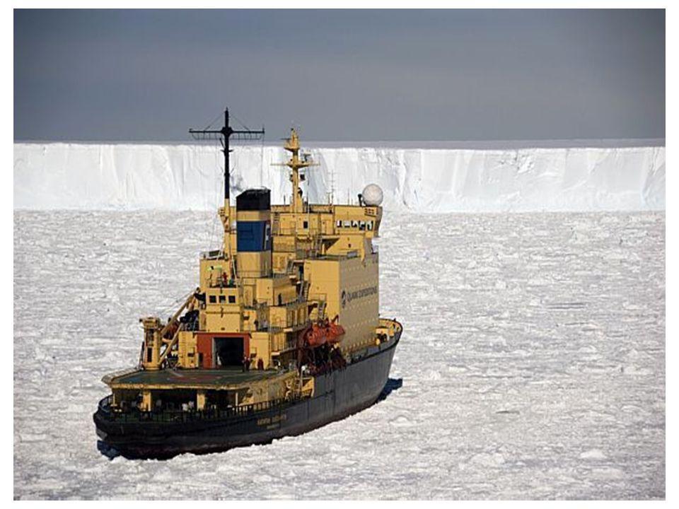 Oceano Glacial Antártico É formado pelas águas dos Oceanos Atlântico, Pacífico e Índico.