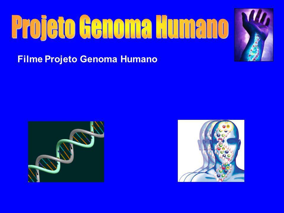 Filme Projeto Genoma Humano