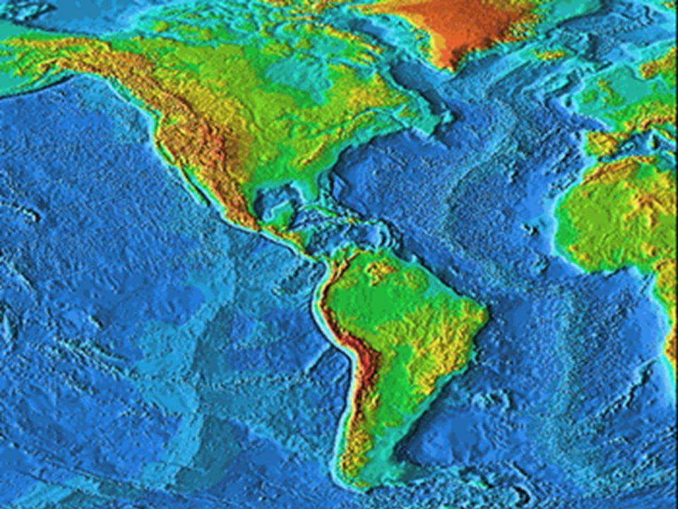 Além de estar associado à altitude, que é um fator climático, o relevo influi na temperatura e na umidade, ao facilitar ou dificultar a circulação das