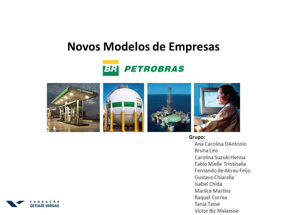 A Petrobrás 4ª maior empresa de energia do mundo 8ª maior empresa global por valor de mercado e a maior do Brasil: US$ 164,8 bilhões A empresa mais lembrada na categoria combustível Receita Líquida - R$ 182,71 bilhões Lucro Líquido - R$ 28,98 bilhões Estrutura: 15 refinarias 5 usinas de biocombustíveis (3 de produção e 2 experimentais) 18 usinas termelétricas 1 unidade piloto de energia eólica 8 mil postos 2 fábricas de fertilizantes