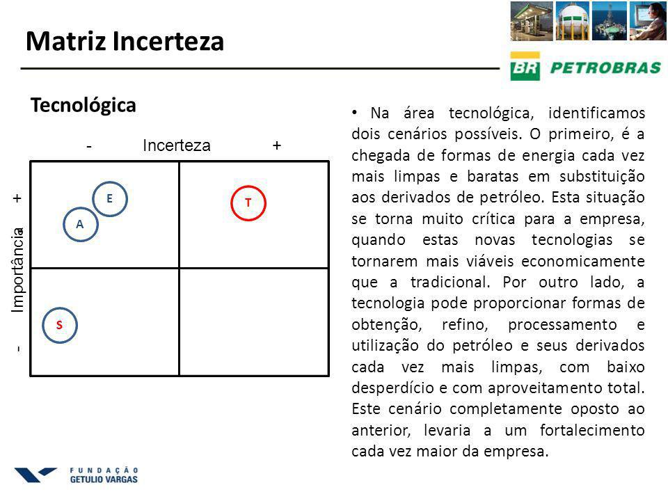 No campo político, a Petrobrás é uma empresa estatal.