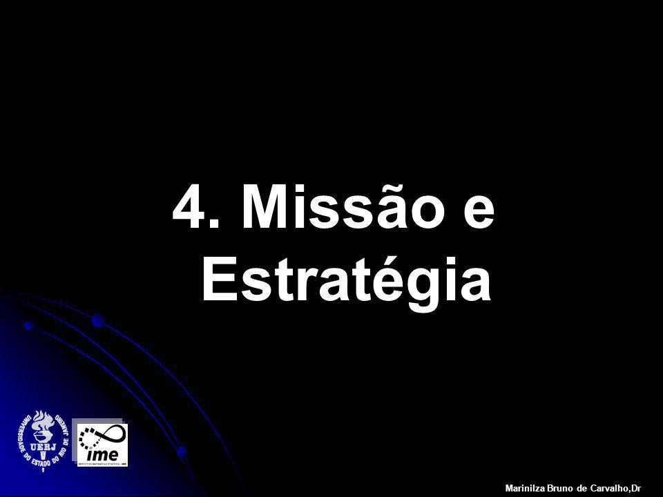 4. Missão e Estratégia Marinilza Bruno de Carvalho,Dr