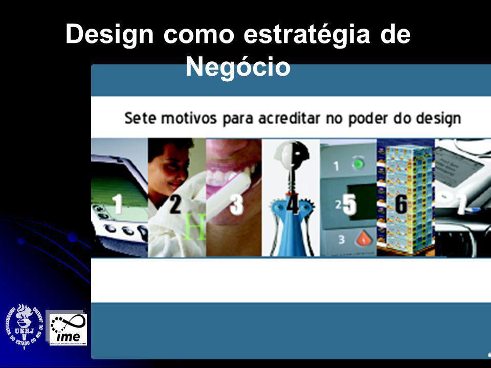 Design como estratégia de Negócio