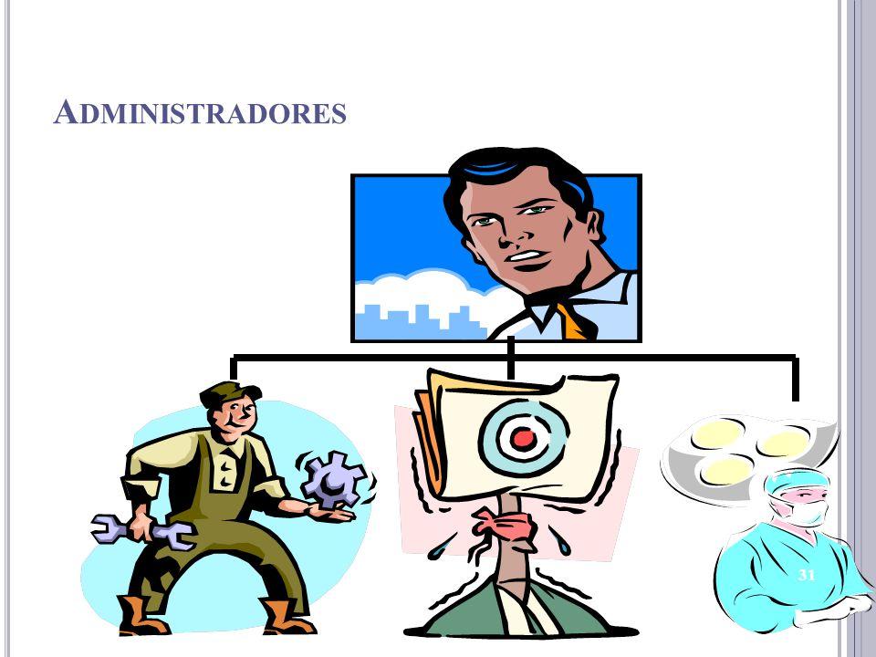 A DMINISTRADORES 31