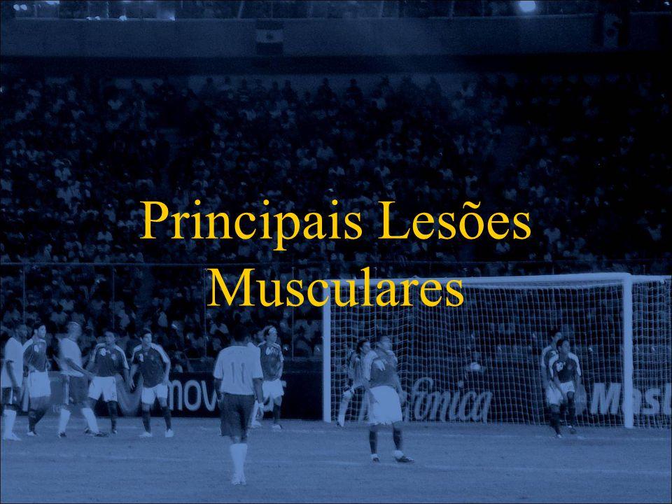 Principais Lesões Musculares
