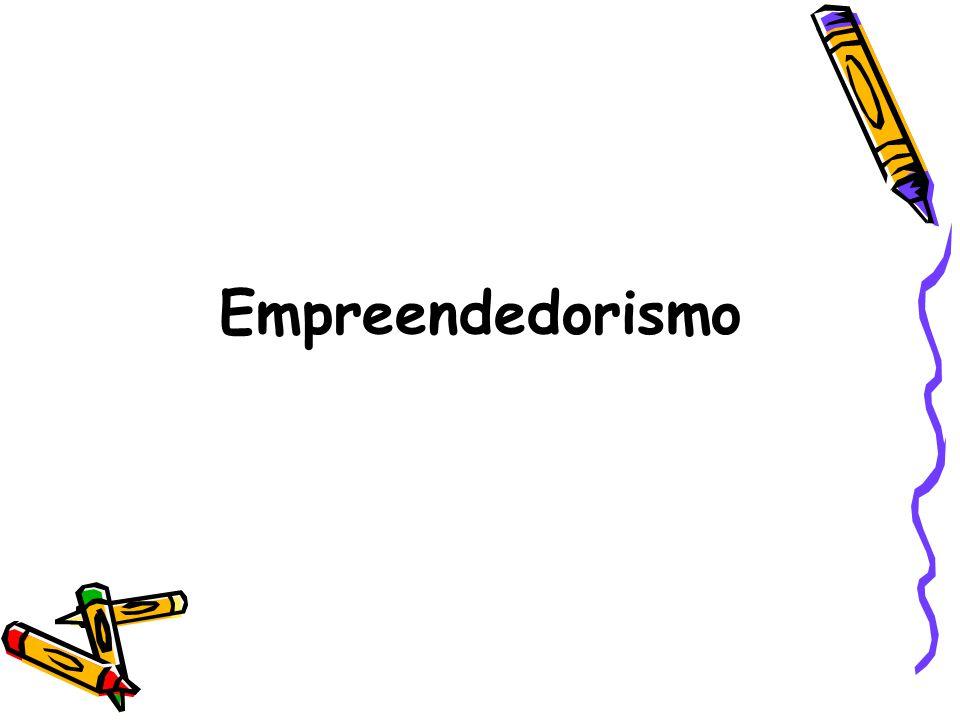 Conceito de Empreendedorismo Empreendedorismo é um termo derivado da palavra entrepreneurship e utilizado para designar estudos relativos ao empreendedor, seu perfil e universo de atuação.A palavra entrepeneur é de origem francesa e foi usada com diferentes significados por vários autores, até se chegar a concepção que define o empreendedor como alguém que inova e é agente de mudanças.