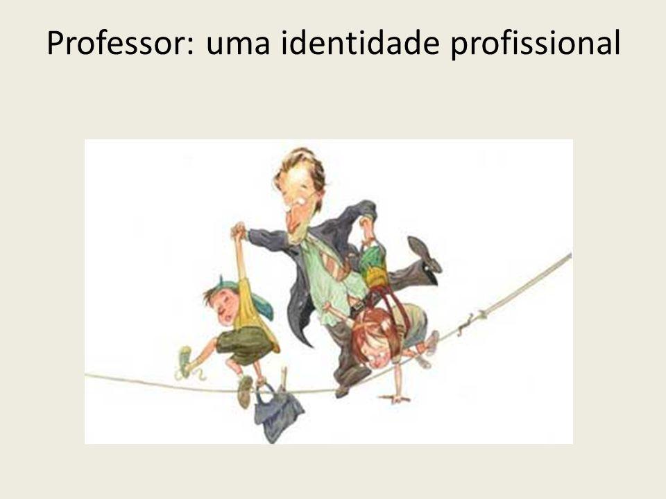 Professor: uma identidade profissional