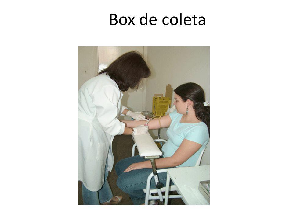 Box de coleta