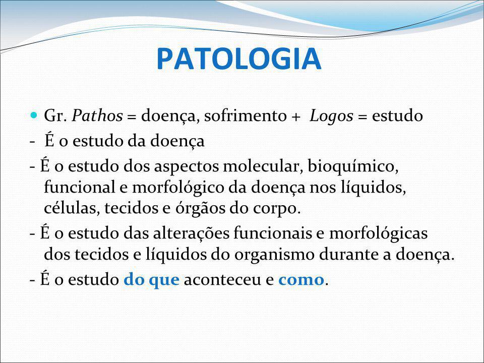 PATOGÊNICO Gen = gerar, originar - Patogênico = causador de doença - Organismos patogênicos são aqueles que causam doença e o processo pelo qual eles se estabelecem em um hospedeiro individual é a infecção - Infecção = invasão (colonização do organismo por microrganismo patogênicos).