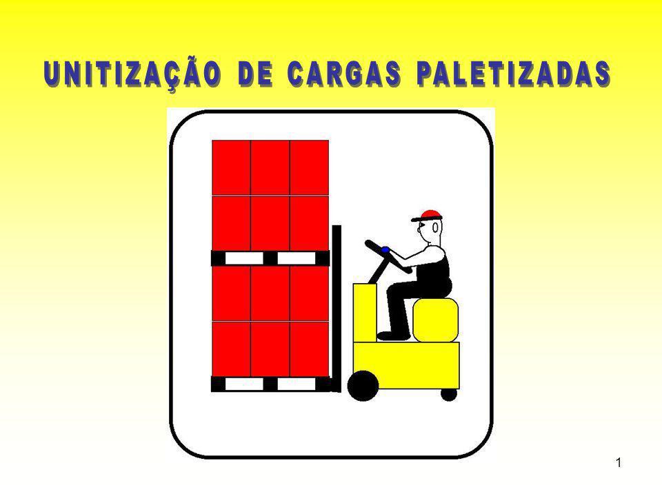 12 PALETE DE DUPLA FACE E REVERSÍVEL: São os paletes destinados a várias operações de transporte e/ou armazenamento.