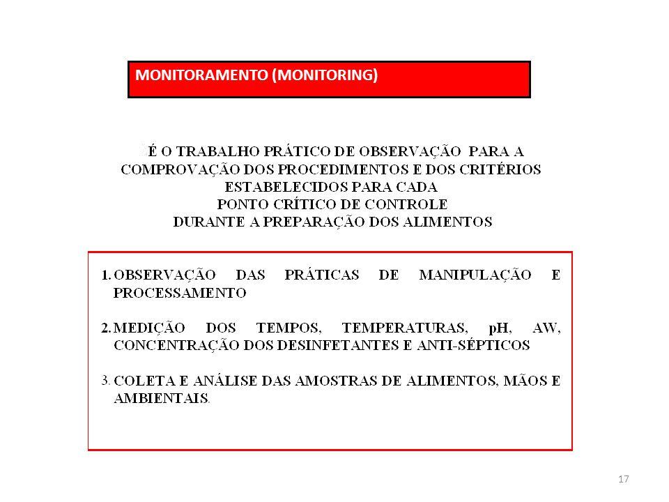 MONITORAMENTO (MONITORING) 17