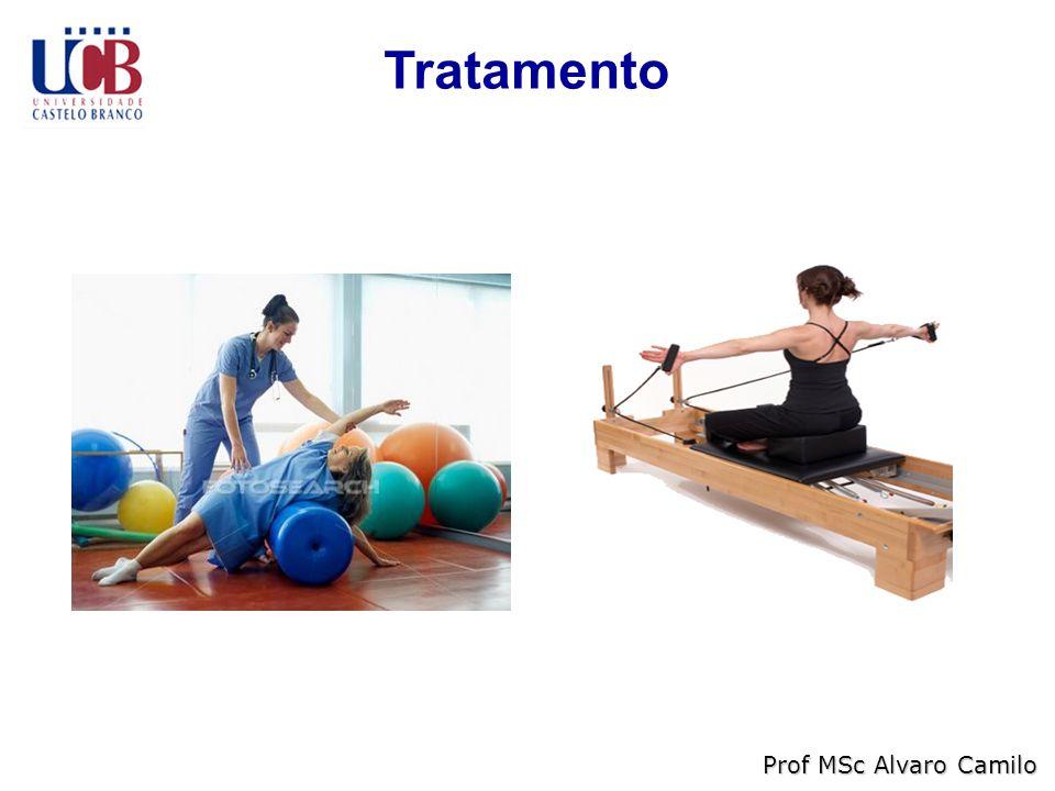 Tratamento Prof MSc Alvaro Camilo
