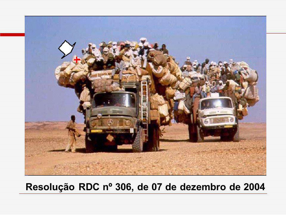 Resolução RDC nº 306, de 07 de dezembro de 2004