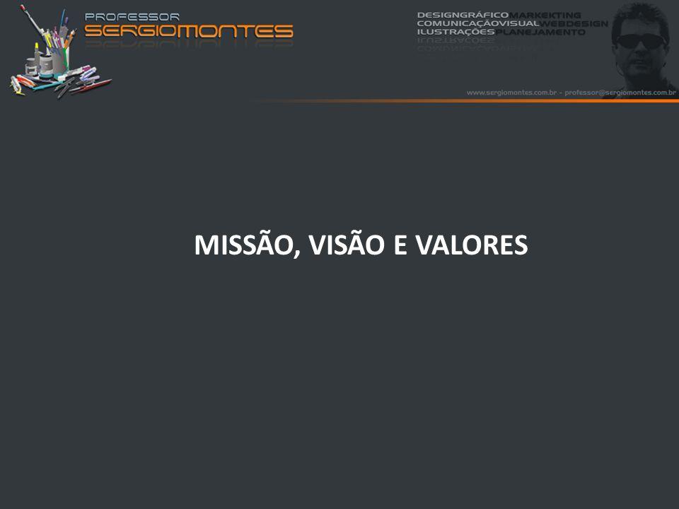 O Conjunto formado pela Missão, Visão e Valores representam a identidade Organizacional de uma empresa.